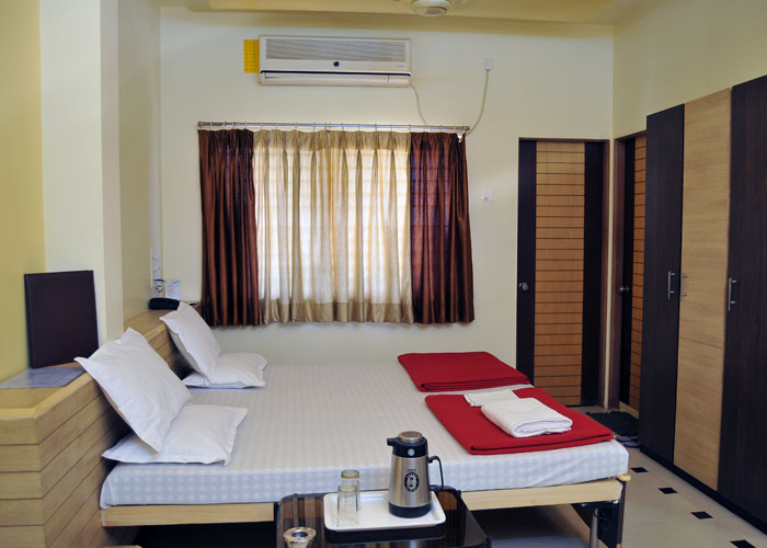 Accommodation in Ellora Caves Caves